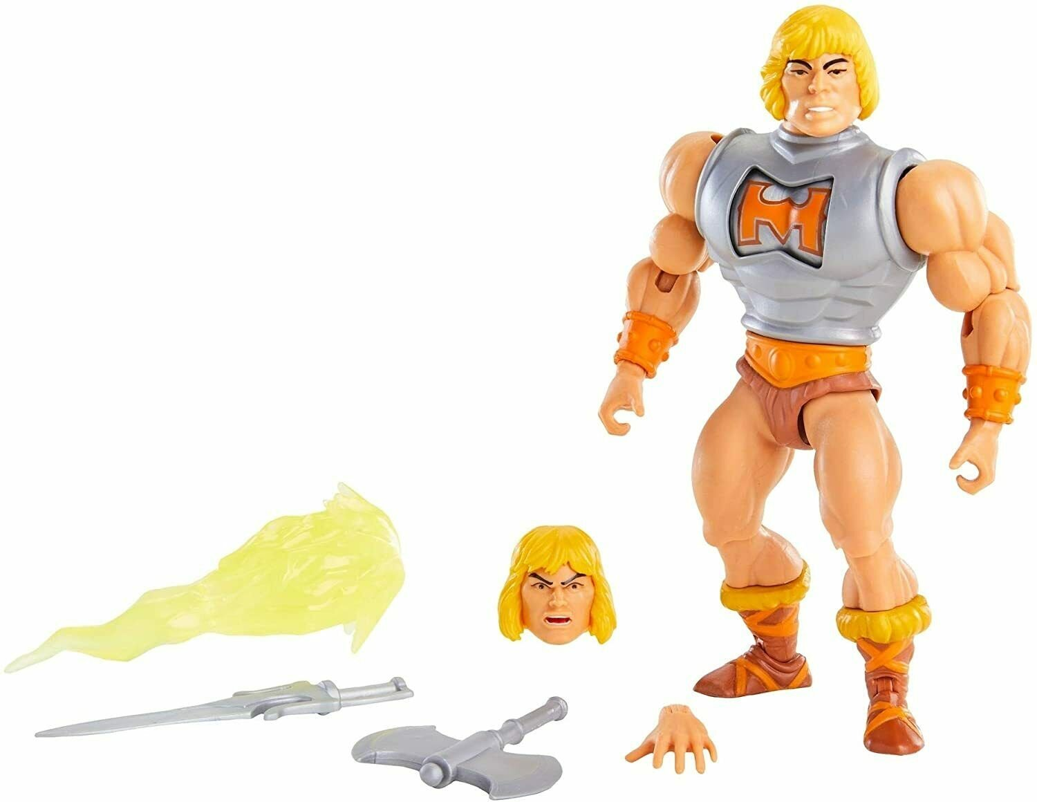 thumbnail 60 - Masters of the Universe Origins 5.5-in ALL Action Figures MOTU *Shipped in Box*