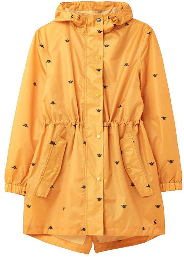 Joules Golightly Cappotto Impermeabile Donna