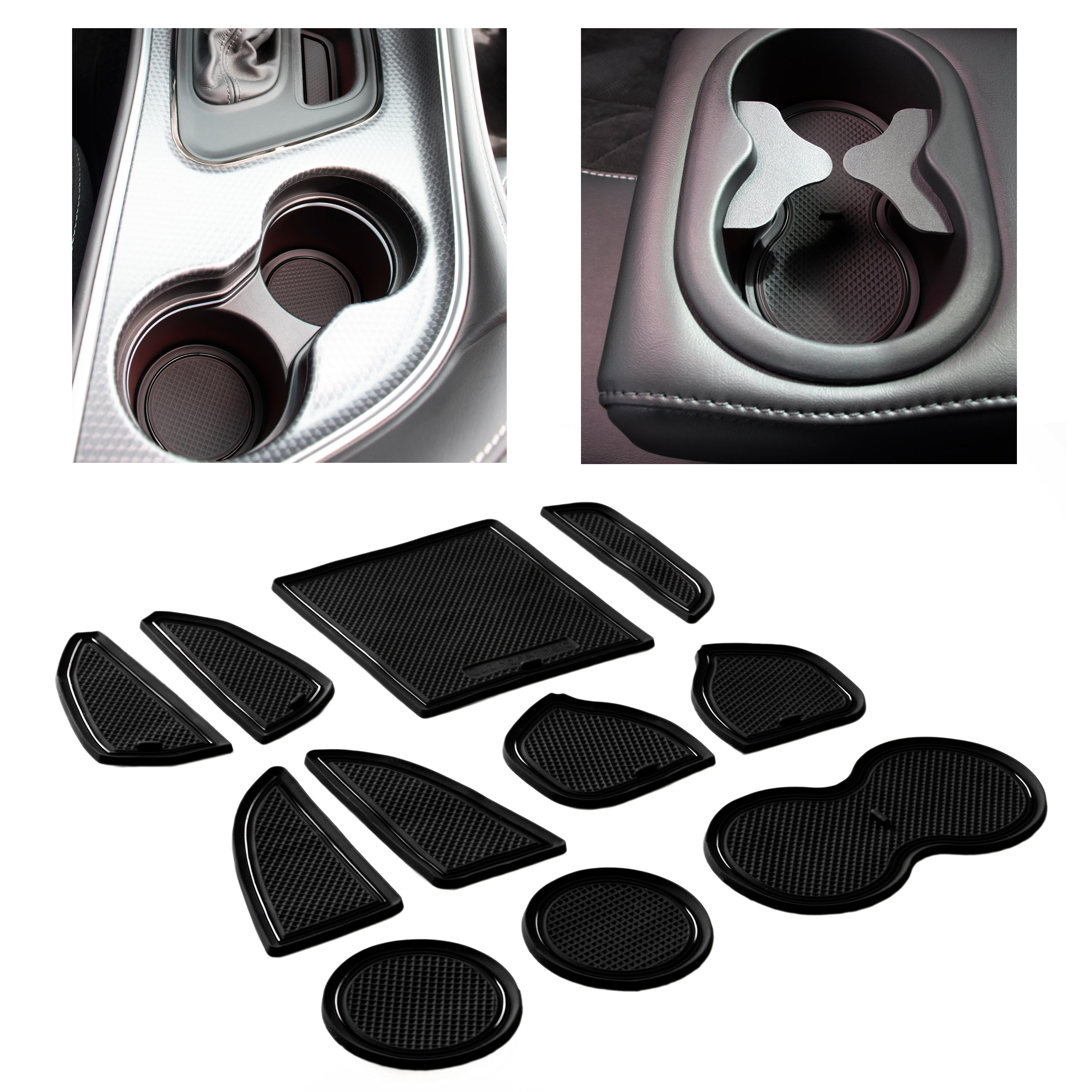 CupHolderHero-Dodge-Challenger-2015-2021-Liners-Accessories thumbnail 31