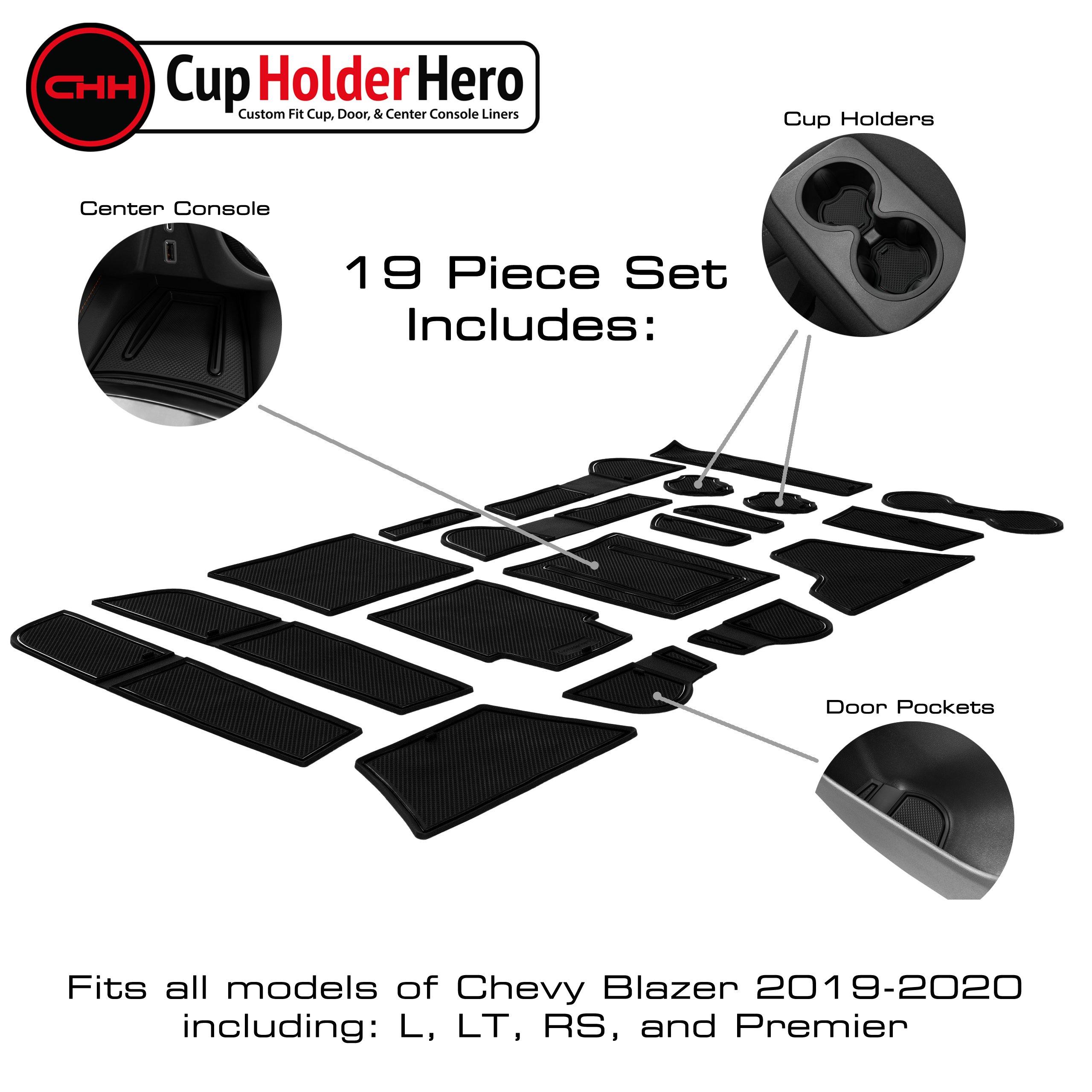 CupHolderHero-Chevy-Blazer-2019-2021-Liner-Accessories thumbnail 23