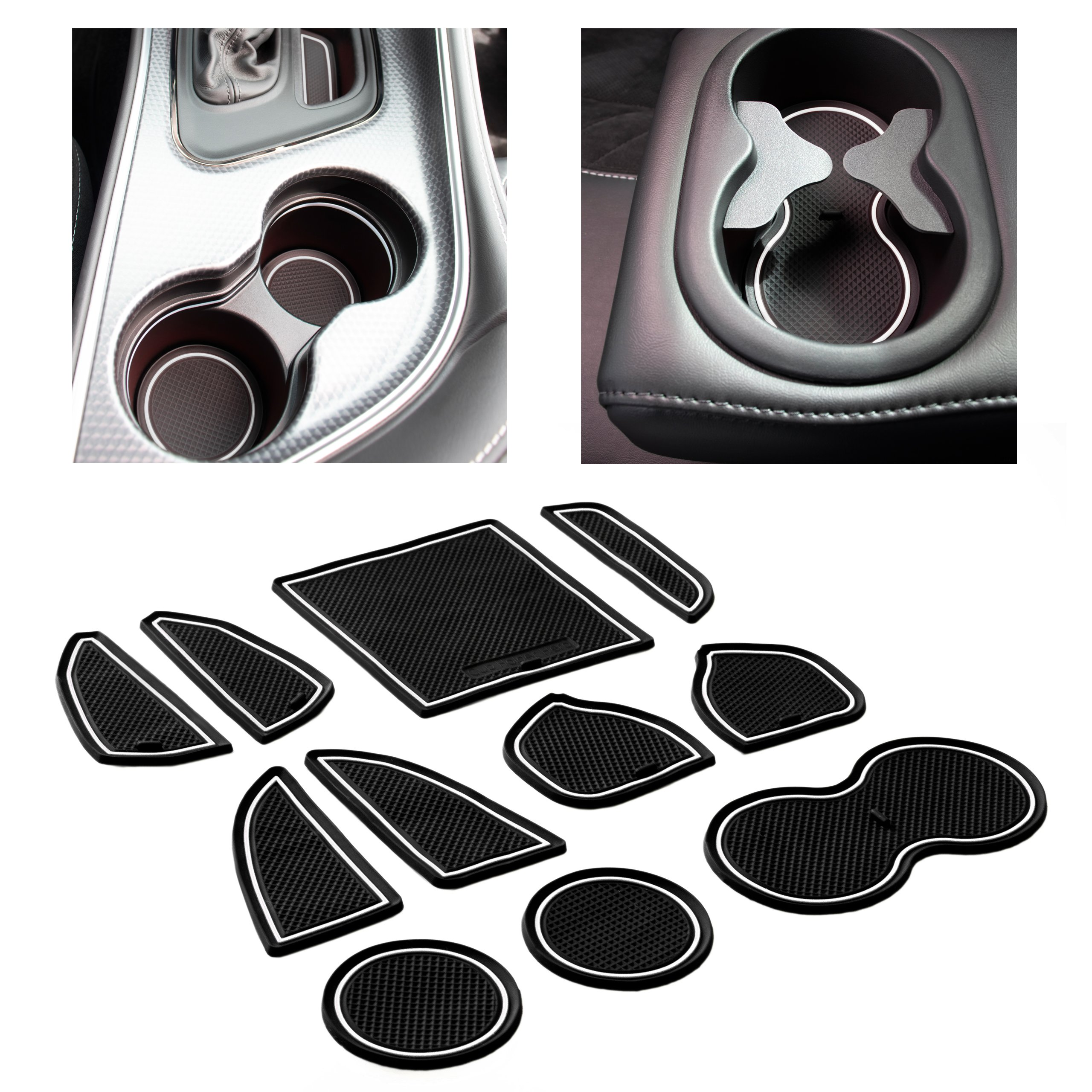 CupHolderHero-Dodge-Challenger-2015-2021-Liners-Accessories thumbnail 37
