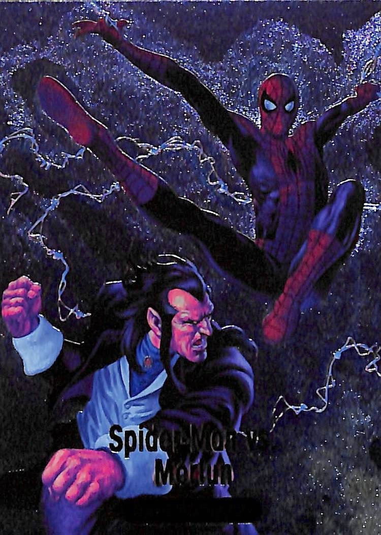 Spiderman Spielkarten Marvel   NEU/&OVP