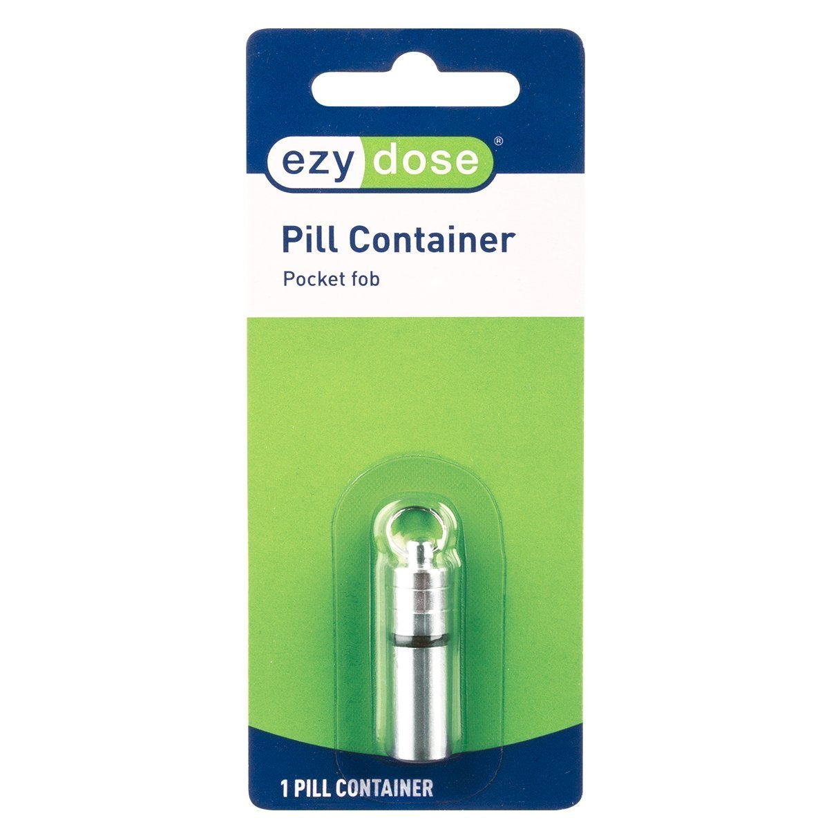 Ezy-Dose-Pill-Storage-Container-Keychain-Fob-Large