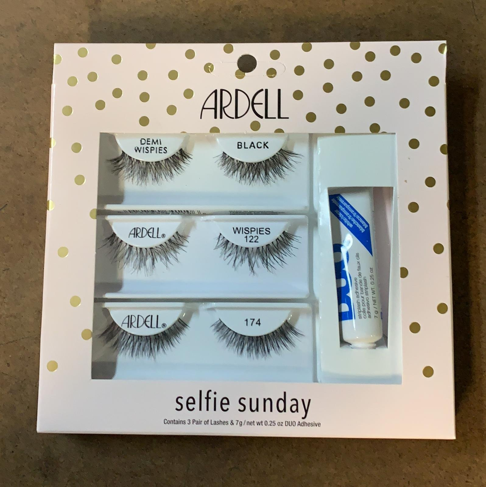 978b9d971ca 6 Pairs Ardell False Eye Lash Kits Selfie Sunday Demi Wispies Lashes 122 174