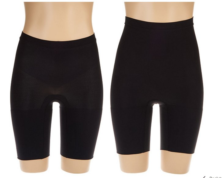 Buy SPANX® Medium Control Higher Power Shorts from the