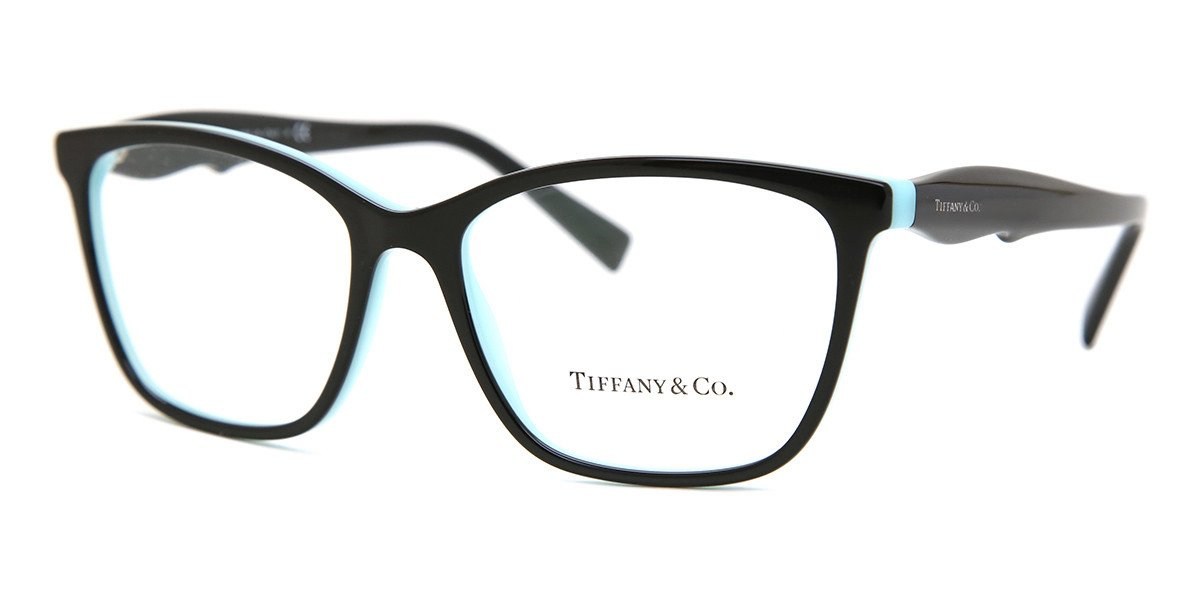 Tiffany & Co TF2175 8055 Eyeglasses Frames Black/Blue - 54/1