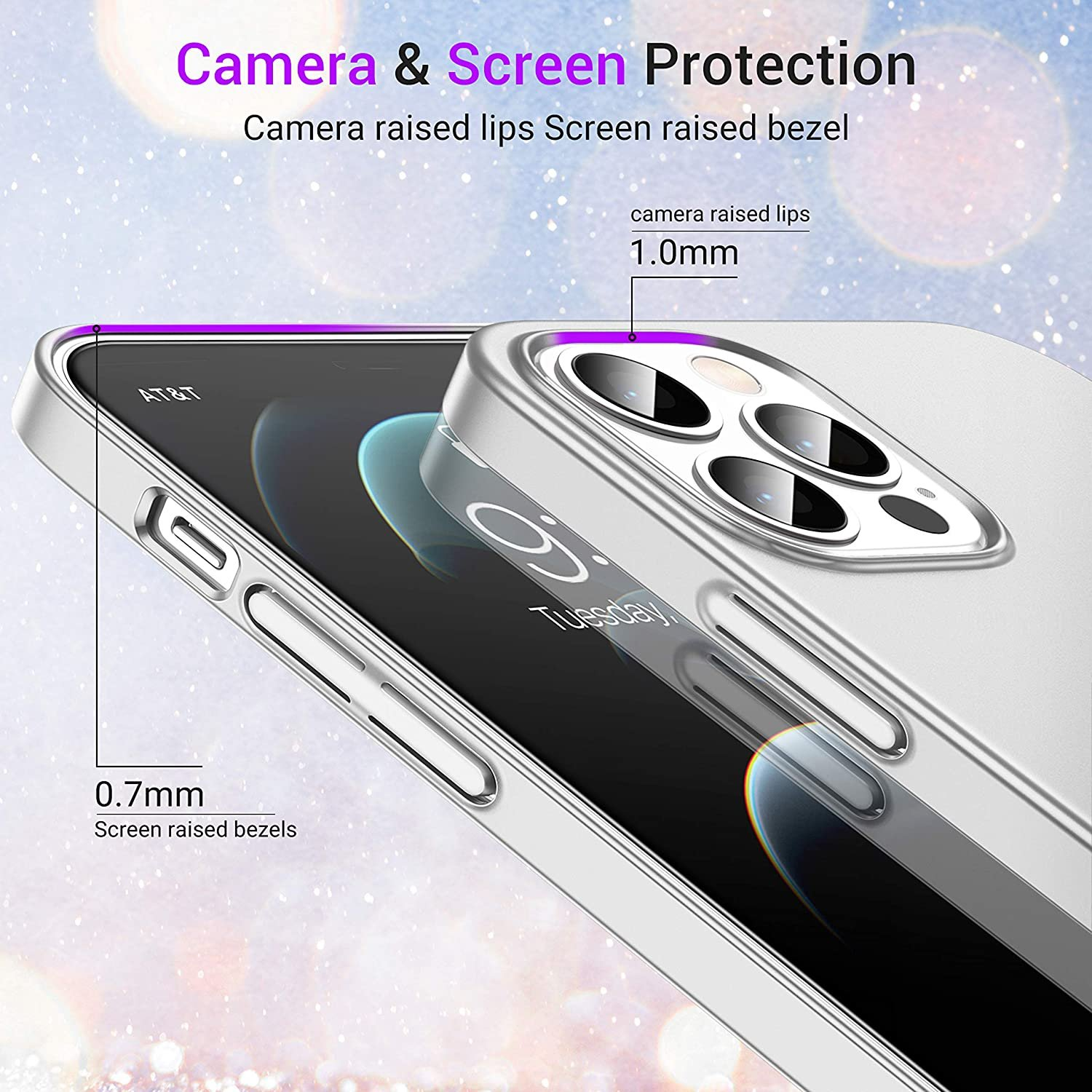 thumbnail 22 - For iPhone 11 12 Pro Max Mini Ultra Thin Case Matte Hard Shockproof Slim Cover