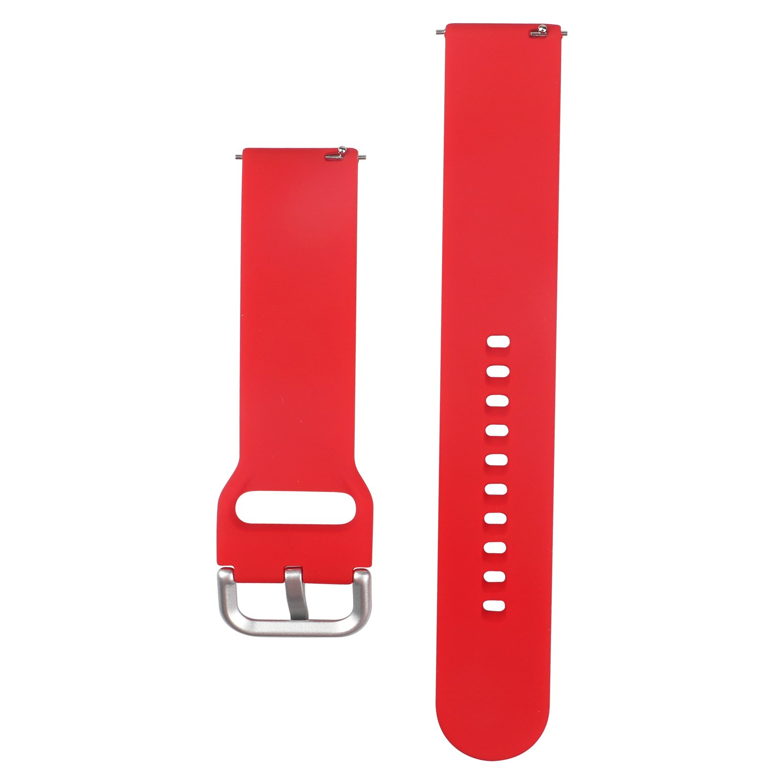 thumbnail 32 - Silicone Sport Strap For Samsung Galaxy Watch Active2 40mm 44mm Wrist Band