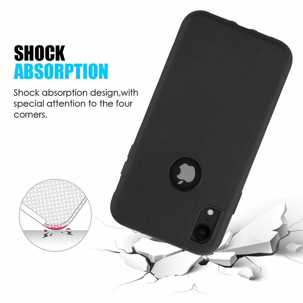 For-iPhone-6-7-8-Plus-11-X-XS-XR-Max-Case-Cover-Protective-Rugged-Shockproof thumbnail 29