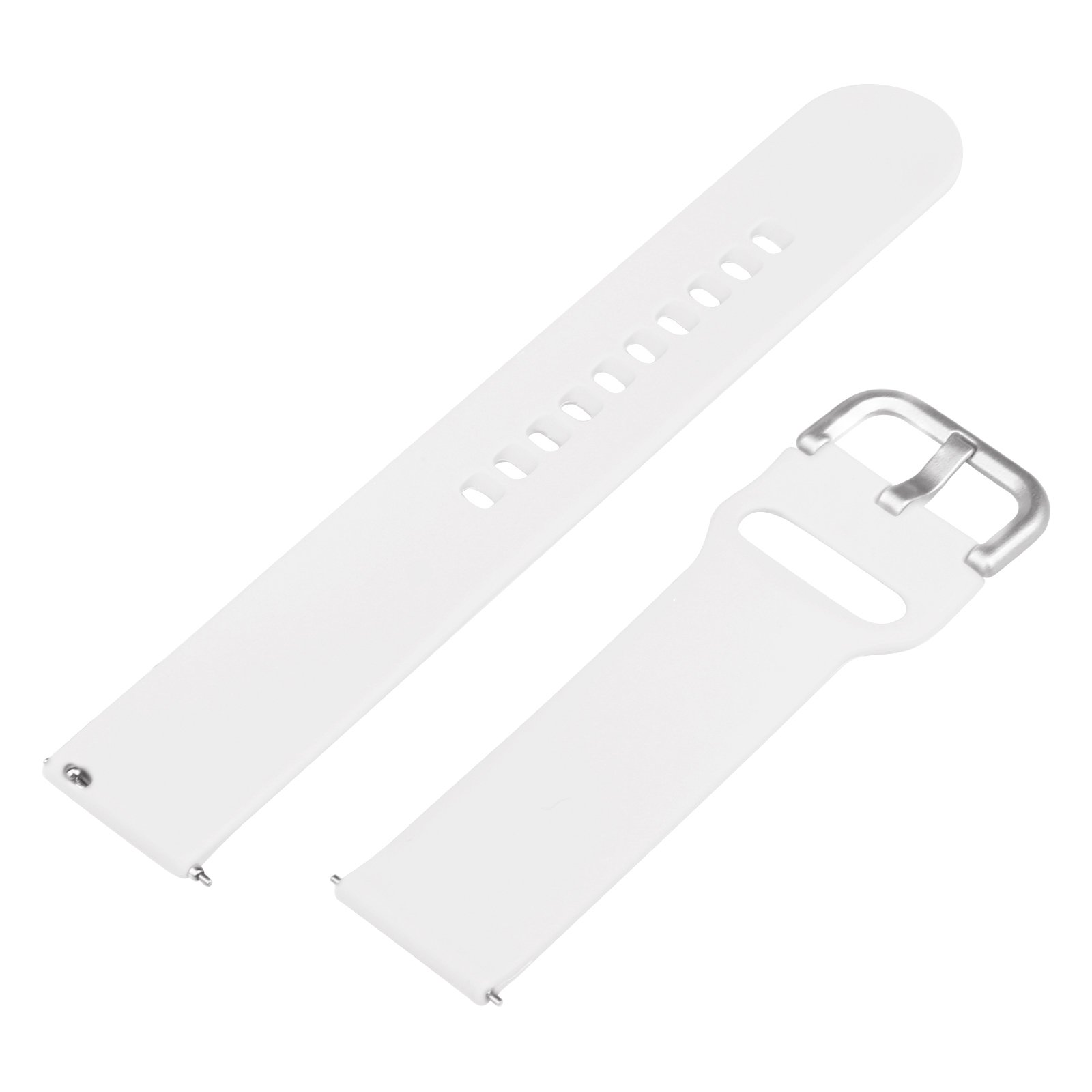 thumbnail 39 - Silicone Sport Strap For Samsung Galaxy Watch Active2 40mm 44mm Wrist Band