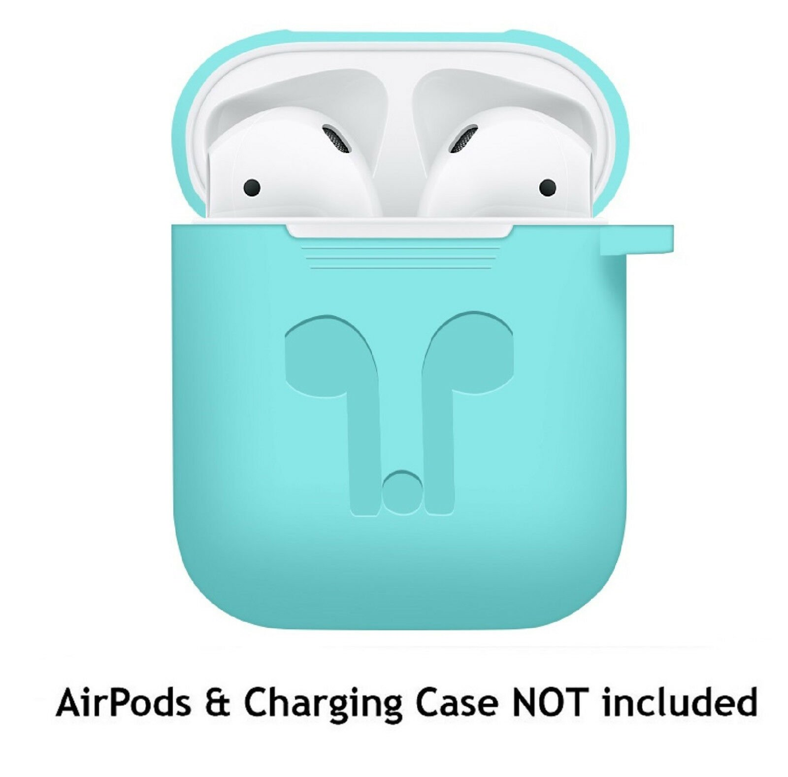 AirPods-Silicone-Case-Keychain-Protective-Cover-Skin-For-AirPod-Charging-Case thumbnail 24
