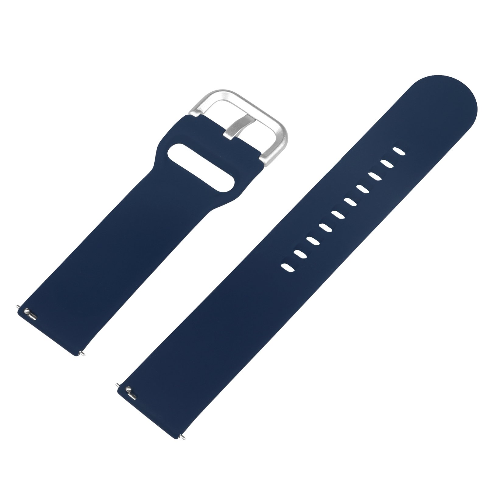 thumbnail 24 - Silicone Sport Strap For Samsung Galaxy Watch Active2 40mm 44mm Wrist Band
