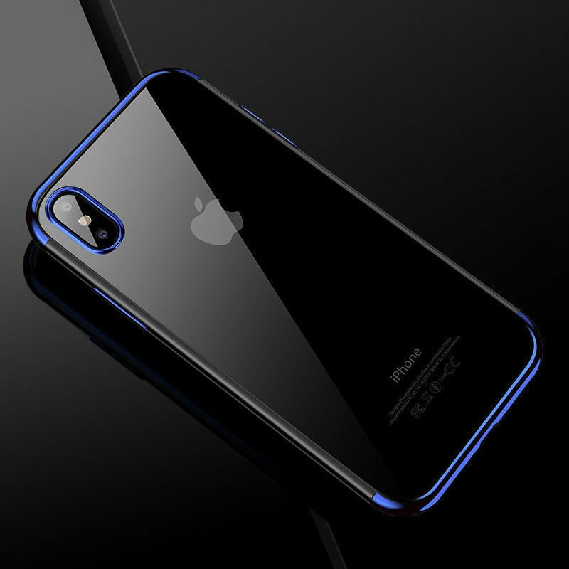 For-iPhone-7-8-Plus-X-XS-MAX-XR-11-Pro-Case-Shockproof-Silicone-Bumper-Cover thumbnail 23