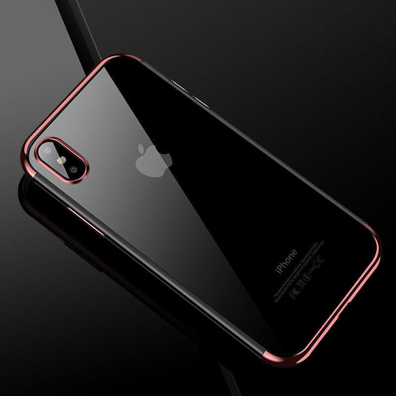 For-iPhone-7-8-Plus-X-XS-MAX-XR-11-Pro-Case-Shockproof-Silicone-Bumper-Cover thumbnail 37