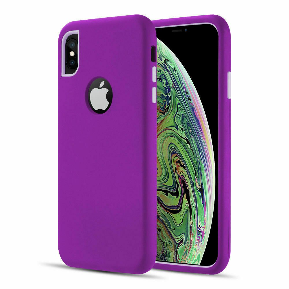 For-iPhone-6-7-8-Plus-11-X-XS-XR-Max-Case-Cover-Protective-Rugged-Shockproof thumbnail 16
