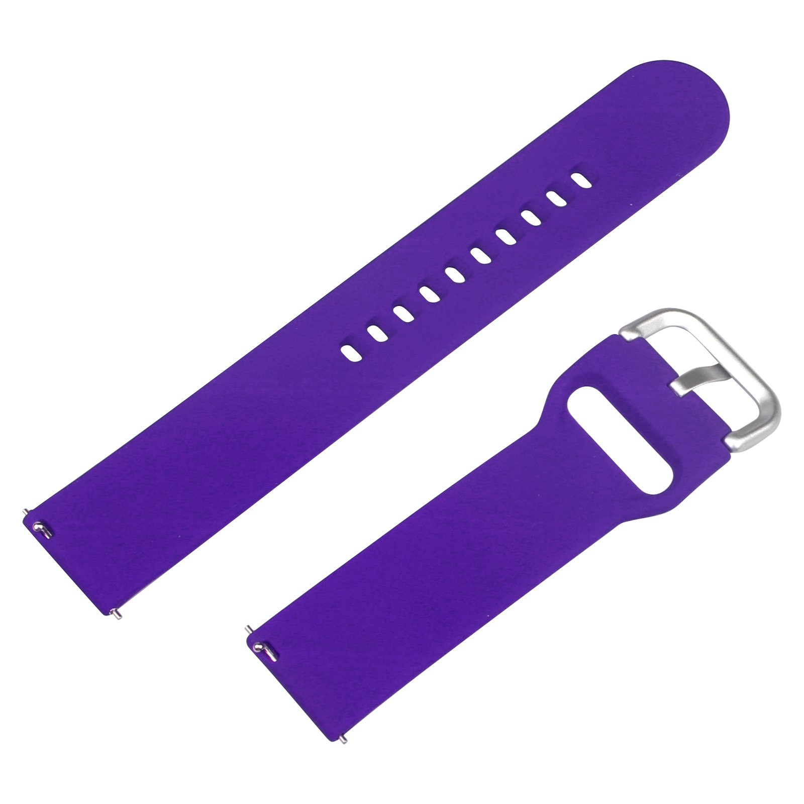 thumbnail 30 - Silicone Sport Strap For Samsung Galaxy Watch Active2 40mm 44mm Wrist Band