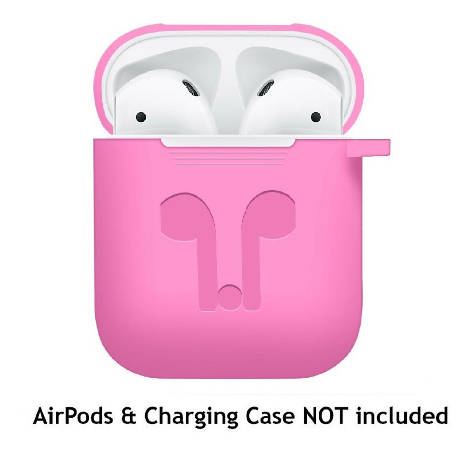 AirPods-Silicone-Case-Keychain-Protective-Cover-Skin-For-AirPod-Charging-Case thumbnail 15