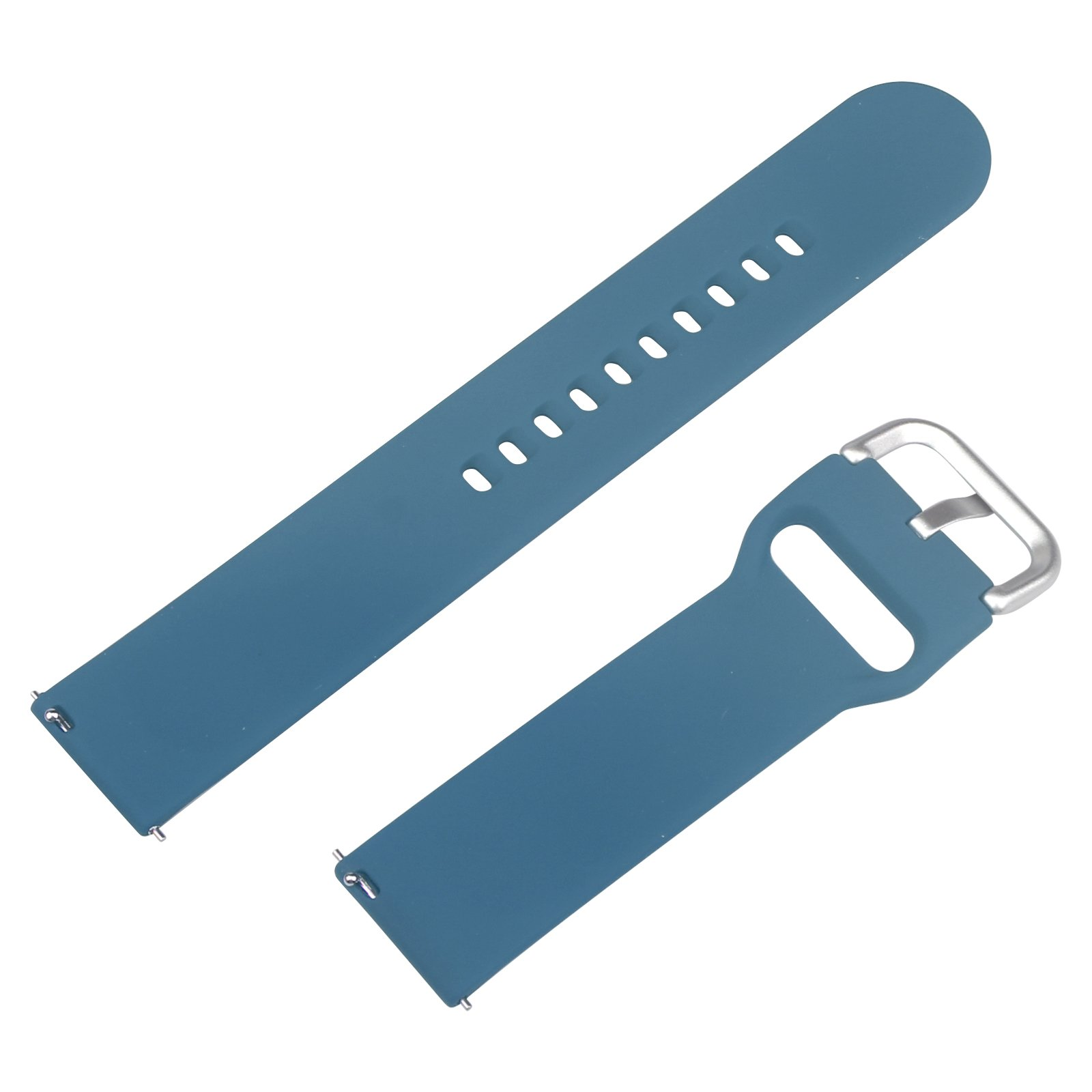 thumbnail 19 - Silicone Sport Strap For Samsung Galaxy Watch Active2 40mm 44mm Wrist Band