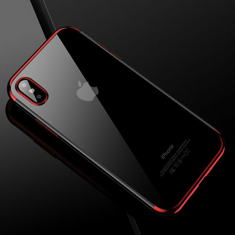 For-iPhone-7-8-Plus-X-XS-MAX-XR-11-Pro-Case-Shockproof-Silicone-Bumper-Cover thumbnail 32
