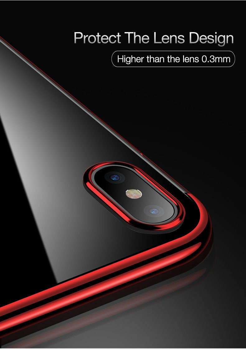 For-iPhone-7-8-Plus-X-XS-MAX-XR-11-Pro-Case-Shockproof-Silicone-Bumper-Cover thumbnail 30
