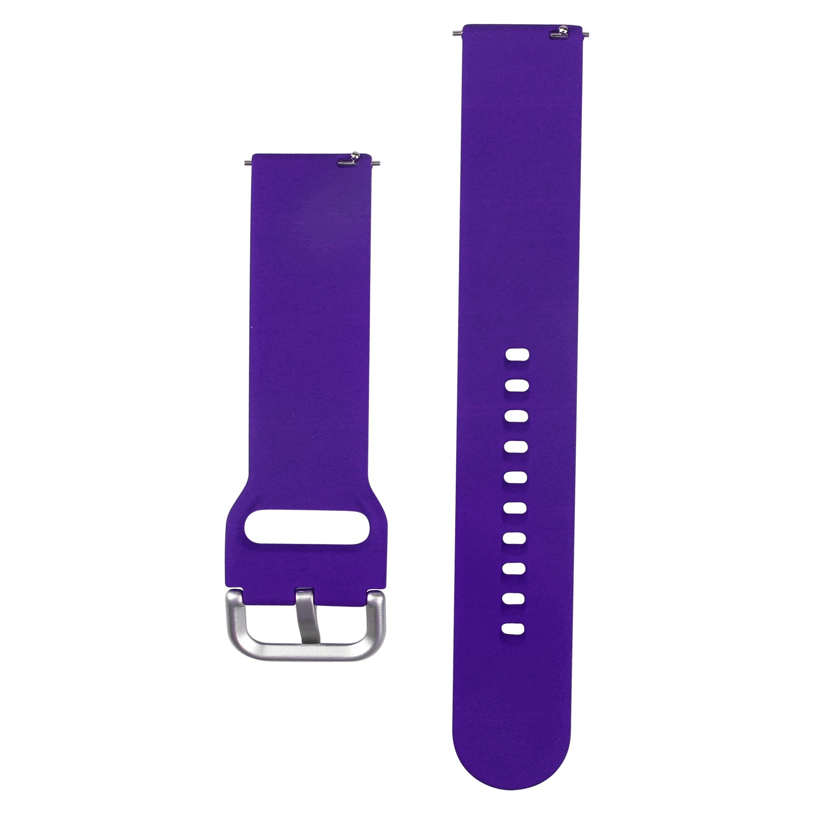 thumbnail 29 - Silicone Sport Strap For Samsung Galaxy Watch Active2 40mm 44mm Wrist Band