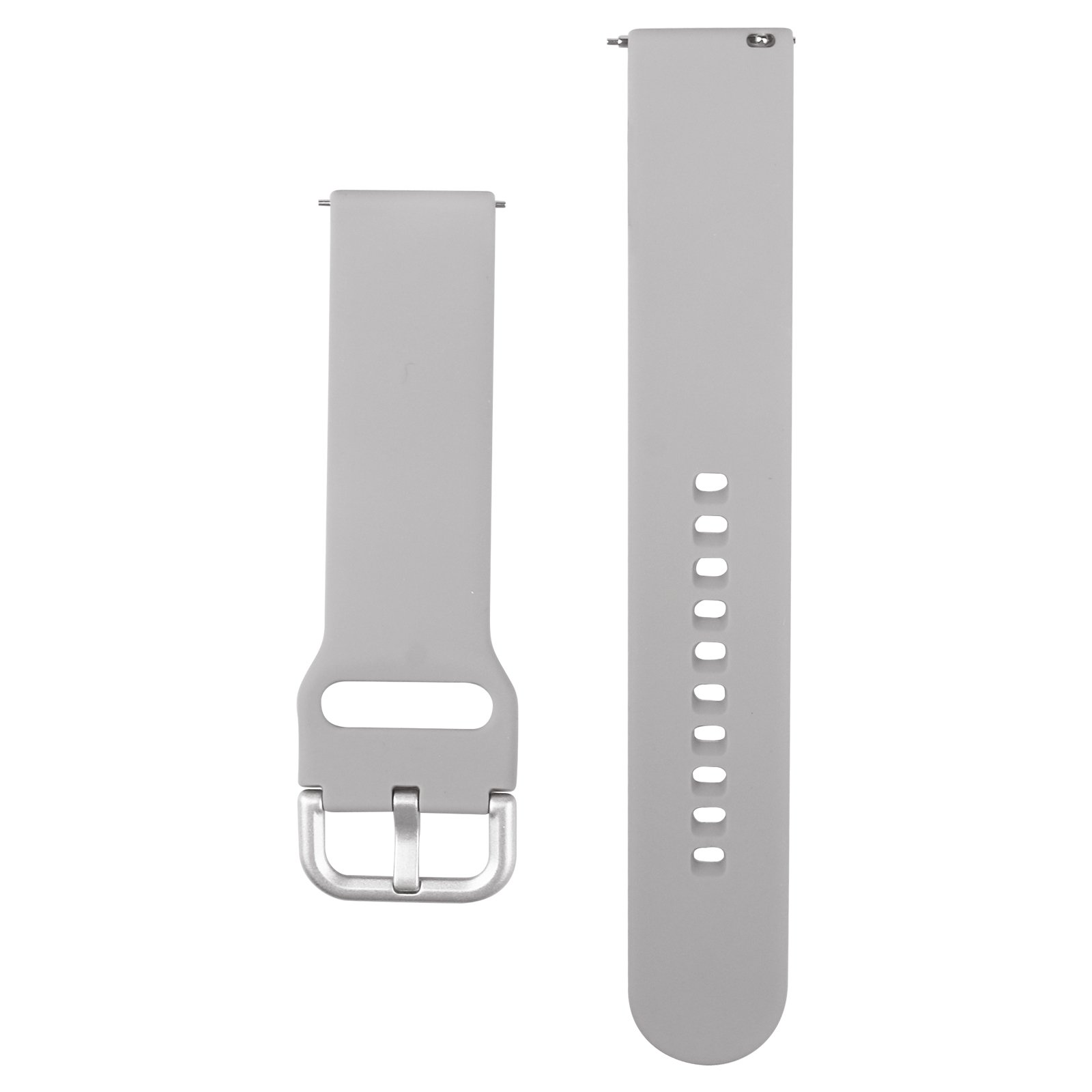 thumbnail 21 - Silicone Sport Strap For Samsung Galaxy Watch Active2 40mm 44mm Wrist Band