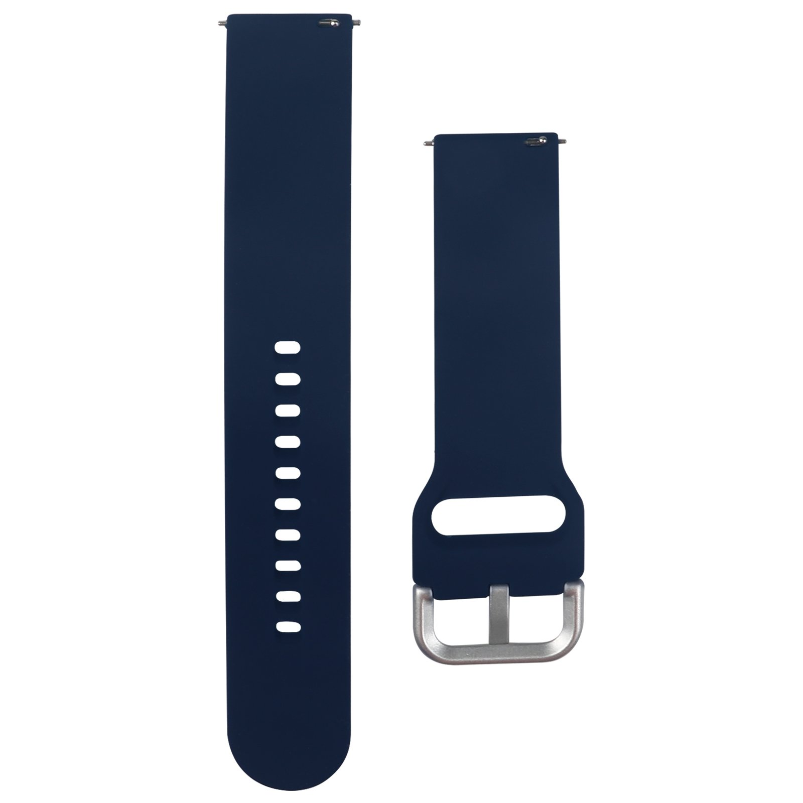 thumbnail 23 - Silicone Sport Strap For Samsung Galaxy Watch Active2 40mm 44mm Wrist Band