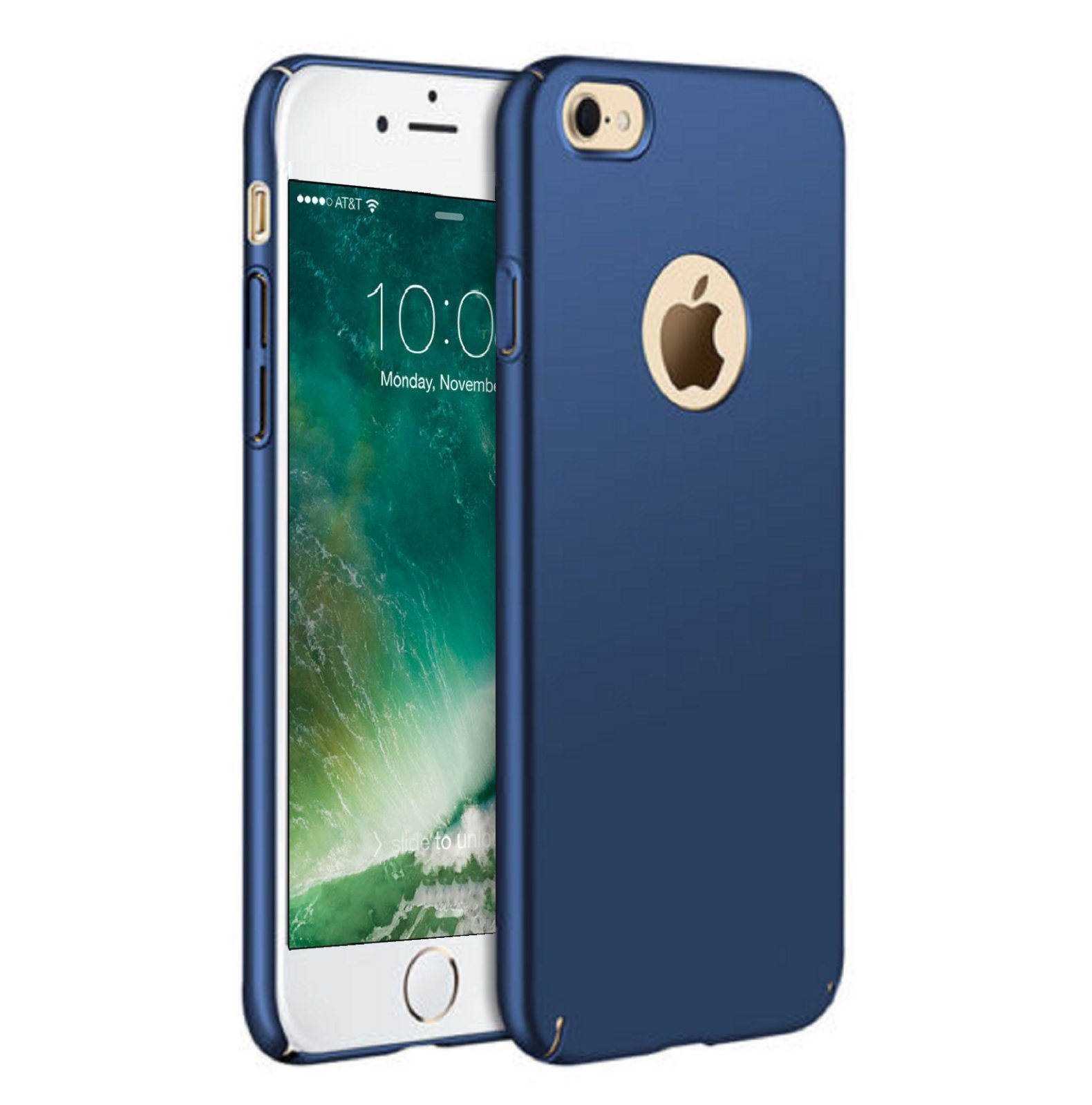 For-iPhone-6-6s-7-8-Plus-X-XR-XS-Max-Case-Shockproof-Ultra-Thin-Slim-Hard-Cover thumbnail 16
