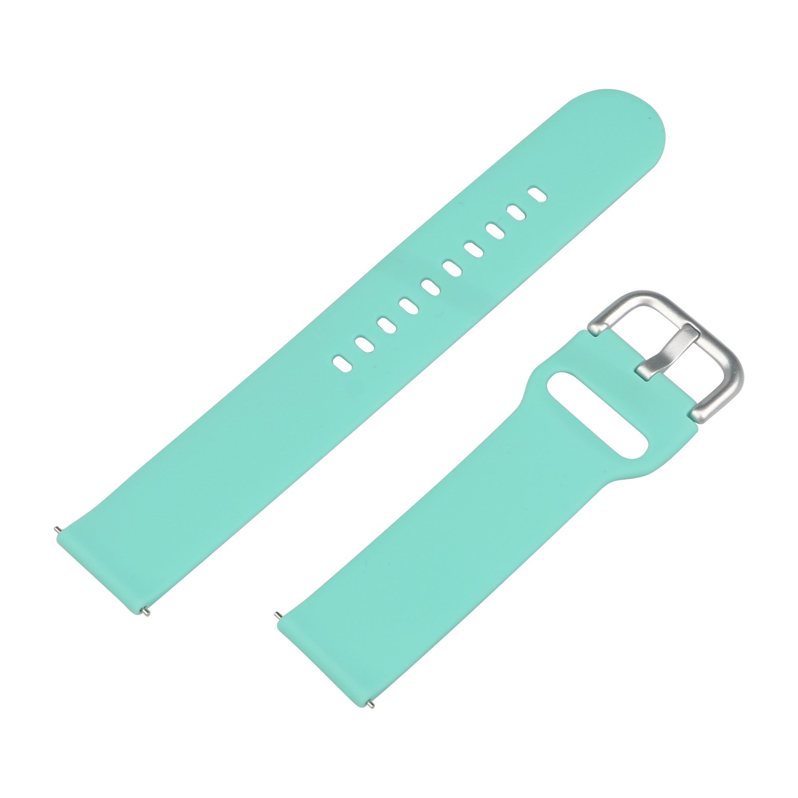 thumbnail 16 - Silicone Sport Strap For Samsung Galaxy Watch Active2 40mm 44mm Wrist Band