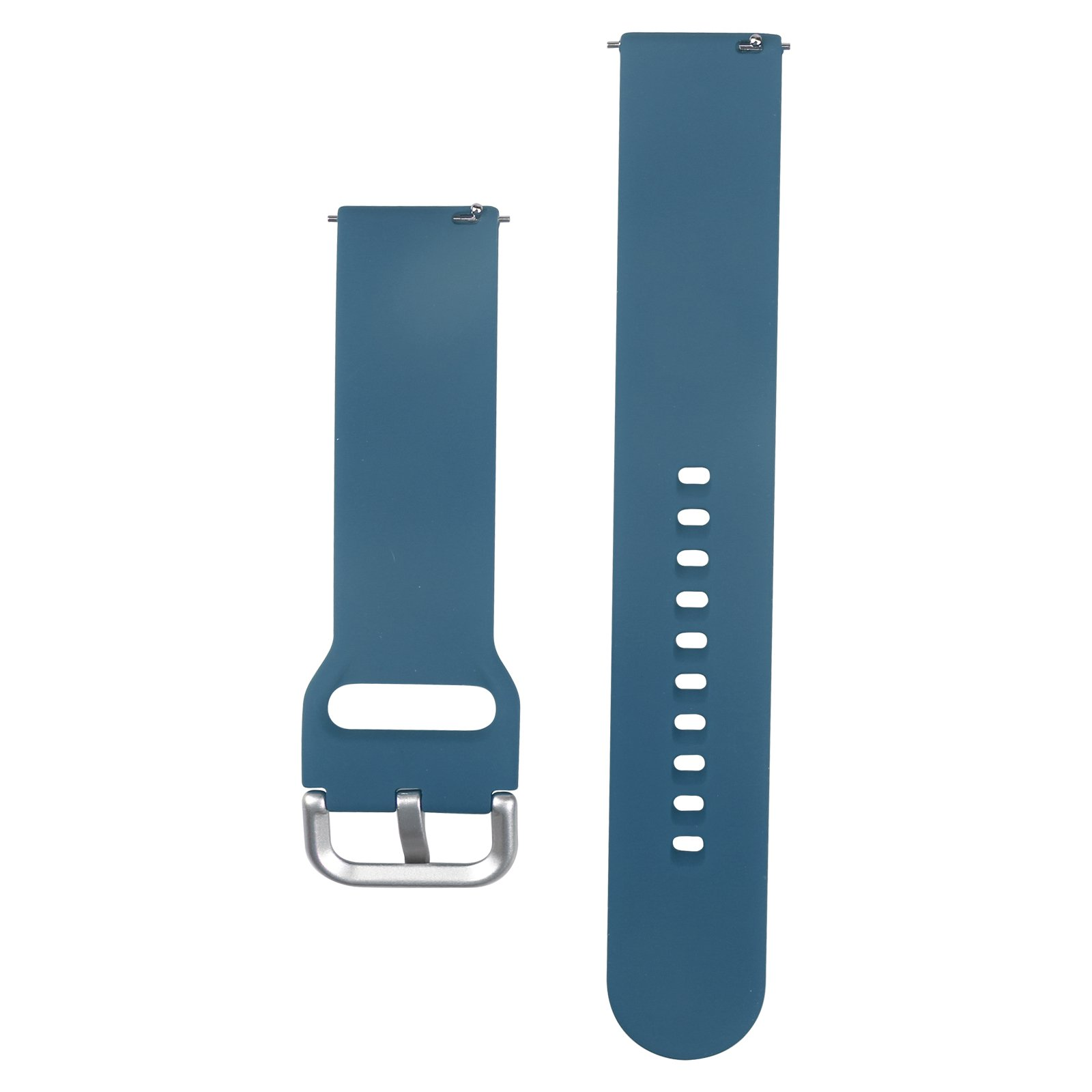 thumbnail 18 - Silicone Sport Strap For Samsung Galaxy Watch Active2 40mm 44mm Wrist Band