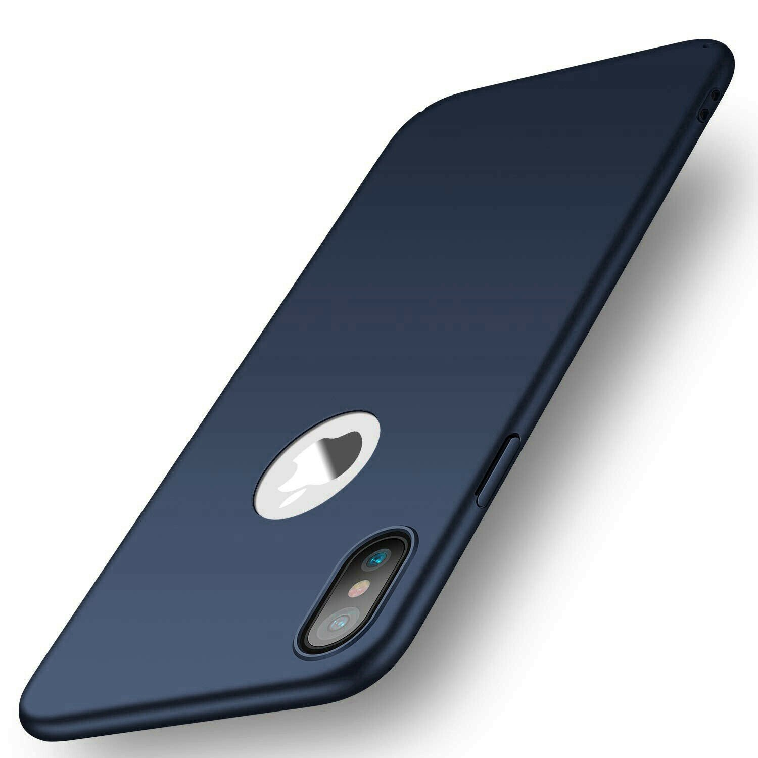 For-iPhone-X-XR-XS-Max-Matte-Case-Shockproof-Ultra-Thin-Slim-Hard-Cover thumbnail 19