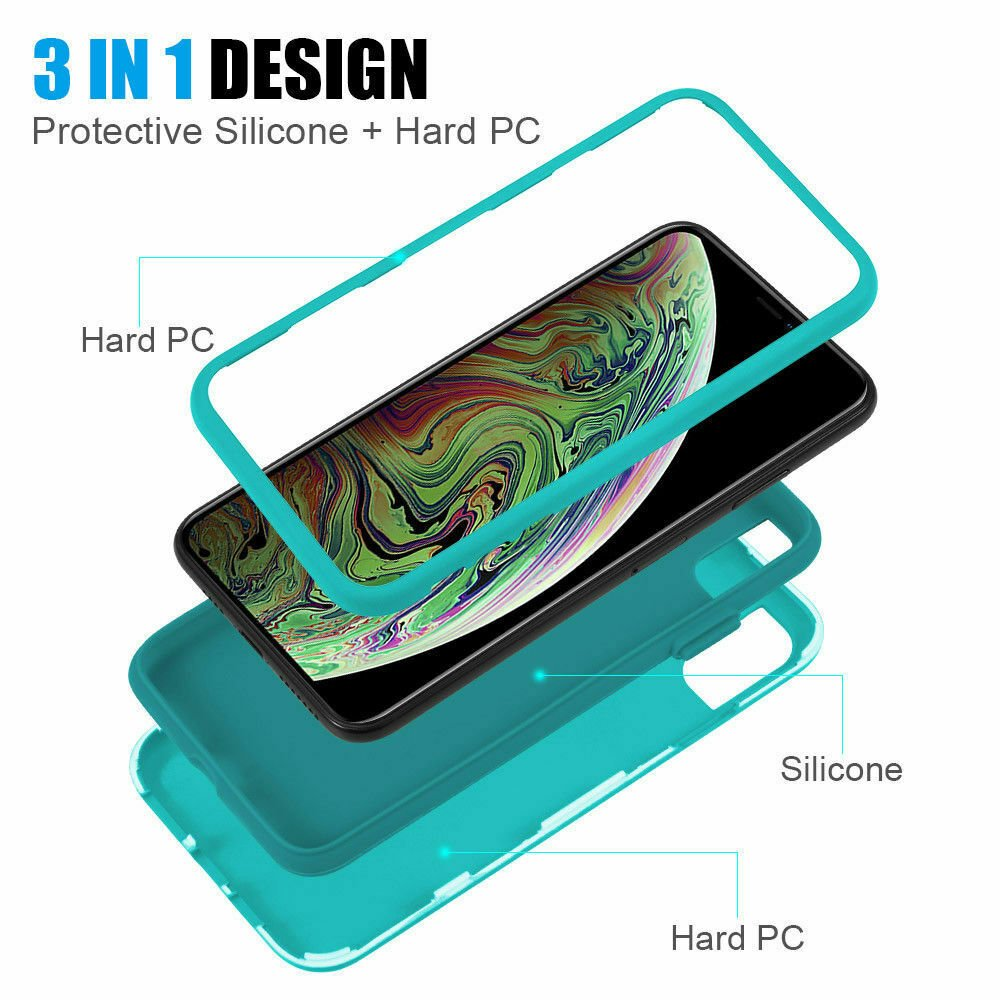 For-iPhone-6-7-8-Plus-11-X-XS-XR-Max-Case-Cover-Protective-Rugged-Shockproof thumbnail 21