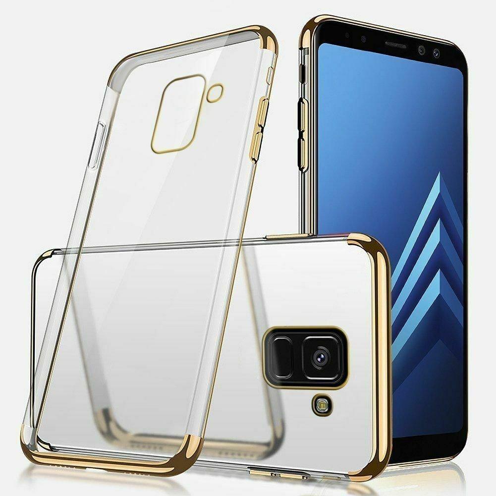 Indexbild 17 - Für Samsung Galaxy Note 8 9 10 s8 s9 s10 s20 Plus Thin Clear Soft Case Cover