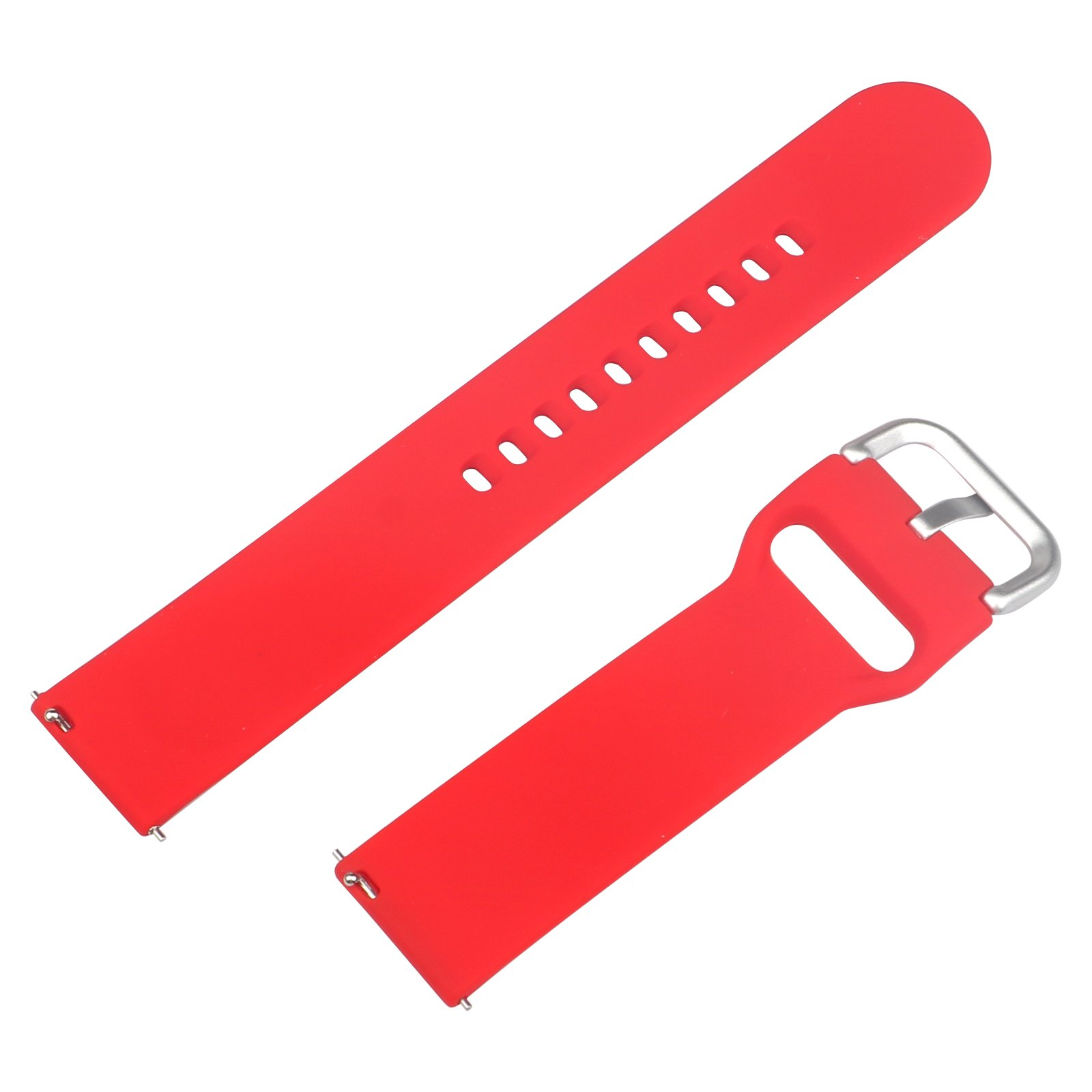 thumbnail 33 - Silicone Sport Strap For Samsung Galaxy Watch Active2 40mm 44mm Wrist Band