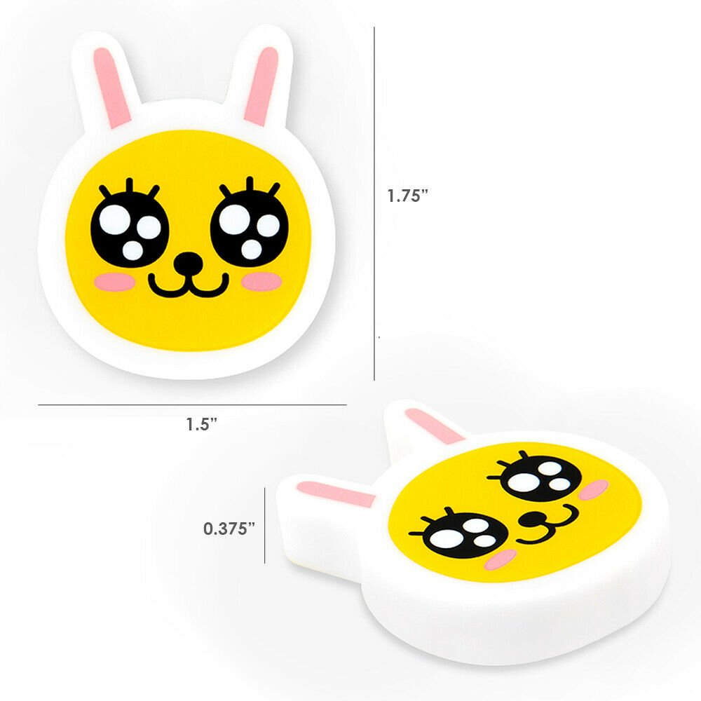 thumbnail 11 - Kakaotalk Kakao Friends Stationery Character Die-Cut Face Eraser