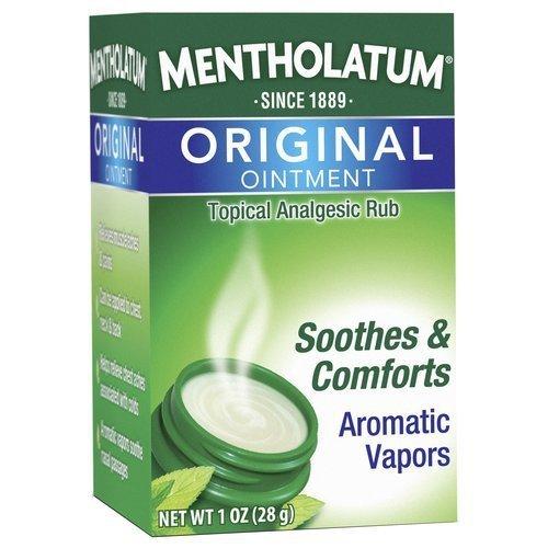 Mentholatum Ointment 1 Oz Pack of 5