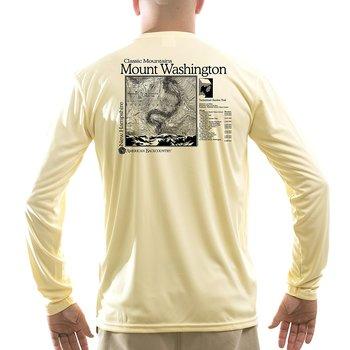 Vapor Apparel Surf Washington Mens UPF 50 Performance T-Shirt