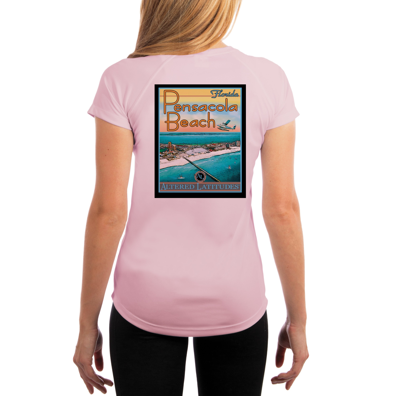 Vintage Destination Pensacola Beach Fl Women 039 S