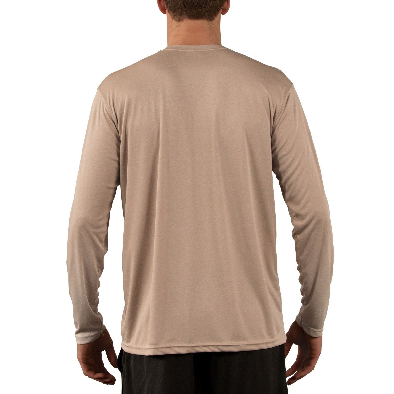 Vapor-Apparel-Men-039-s-UPF-50-UV-Sun-Protection-Long-Sleeve-Performance-T-Shirt