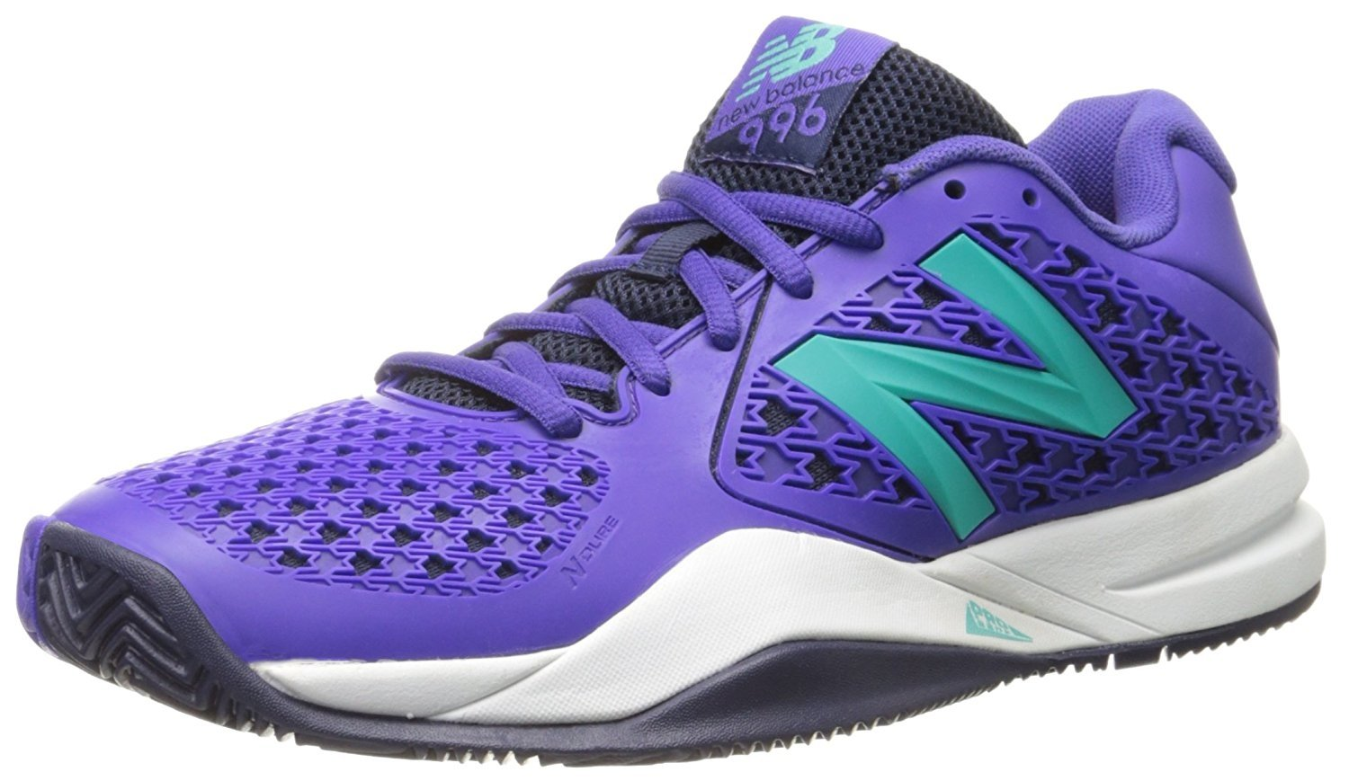new product 565b7 97db8 Details about New Balance Women s 996v2 Lightweight Tennis Shoe