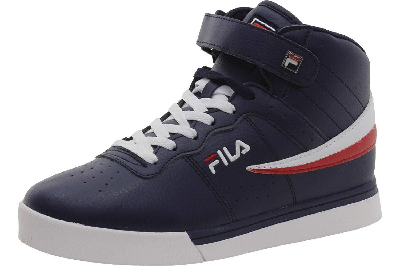 011a48b50c2f Fila Men s Vulc 13 Mid Plus 2 Walking Shoe