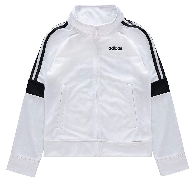 adidas Boys' Iconic Tricot Jacket | eBay