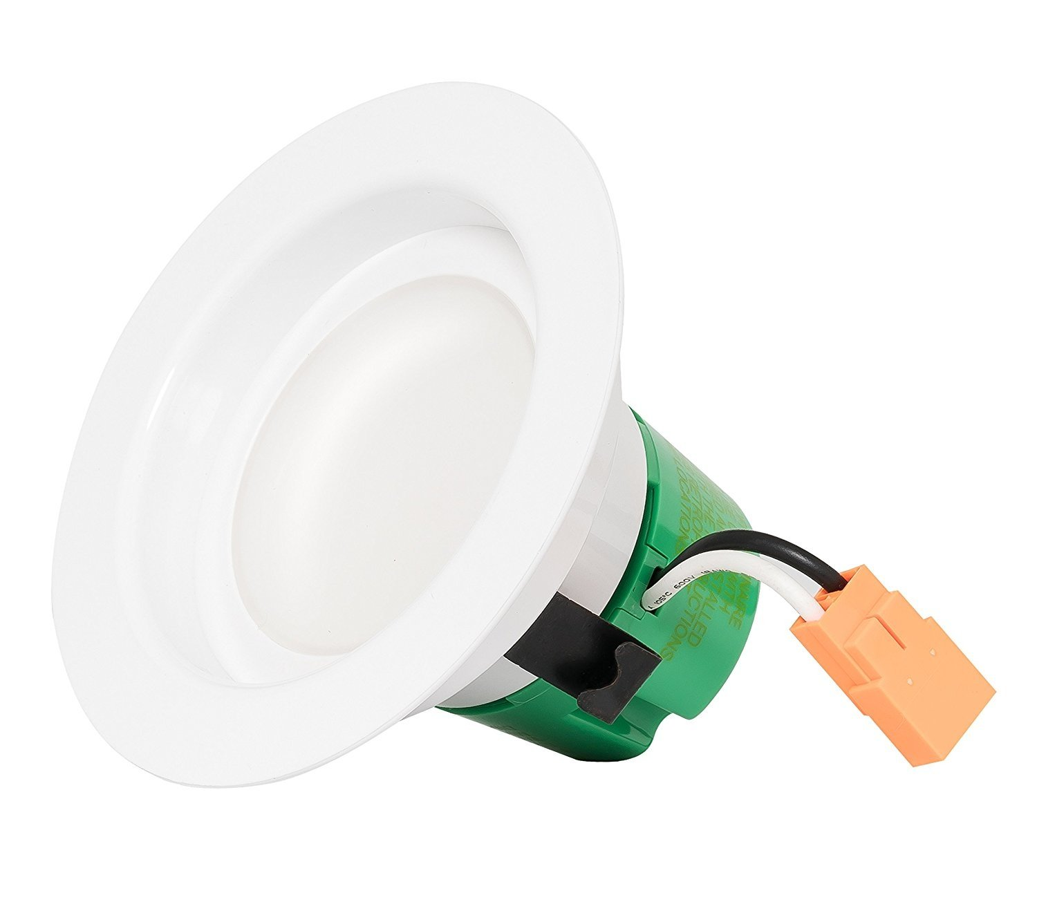 Image is loading westgate led recessed light 3 inch 9w retrofit