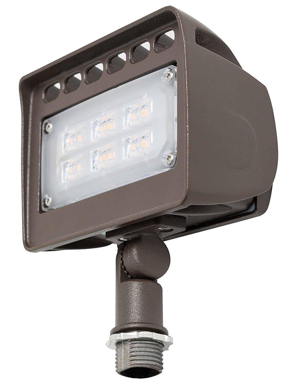 Westgate Lighting Led Outdoor Flood Light Knuckle Mount Security Light Fixture Ebay