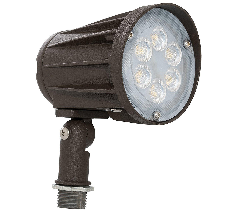 Westgate LED Bullet Flood Light Landscape Lights For Yard