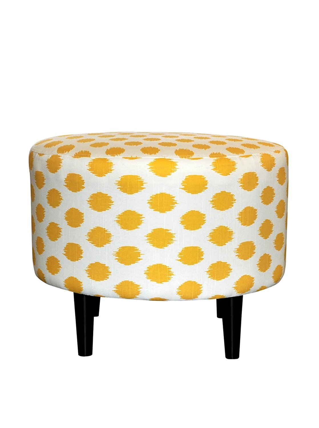 Sole designs jojo series sophia collection round upholstered