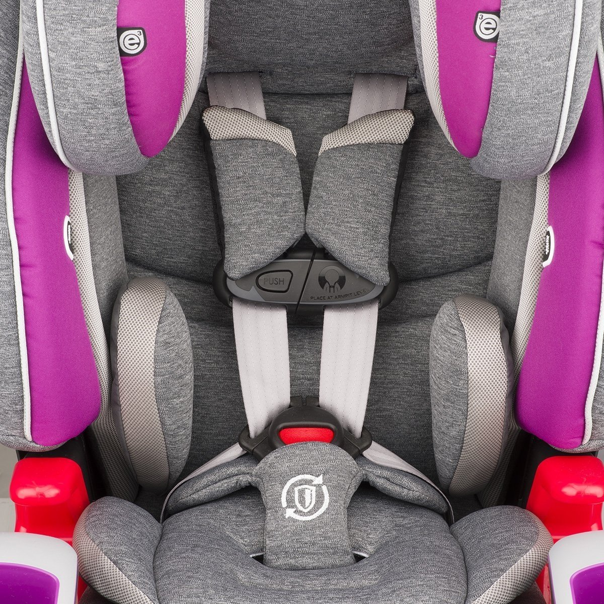 Evenflo Evolve Platinum 3 In 1 Combination Booster Seat Dreamer Product Details
