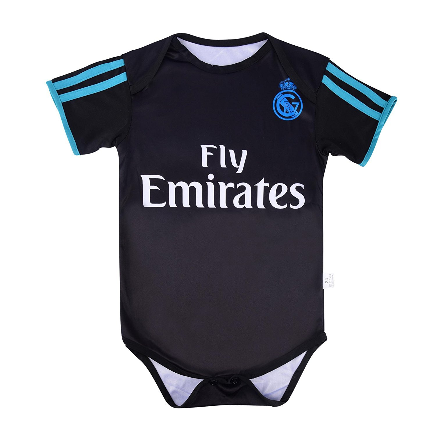 World Cup Baby Cristiano Ronaldo  7 Real Madrid Soccer Jersey Baby Infant  and... Product Details 81c20e12a