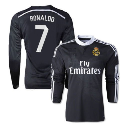 892e768aa Fan Kitbag Ronaldo  7 Madrid Black Dragon Youth Soccer Jersey   Shorts Kids.