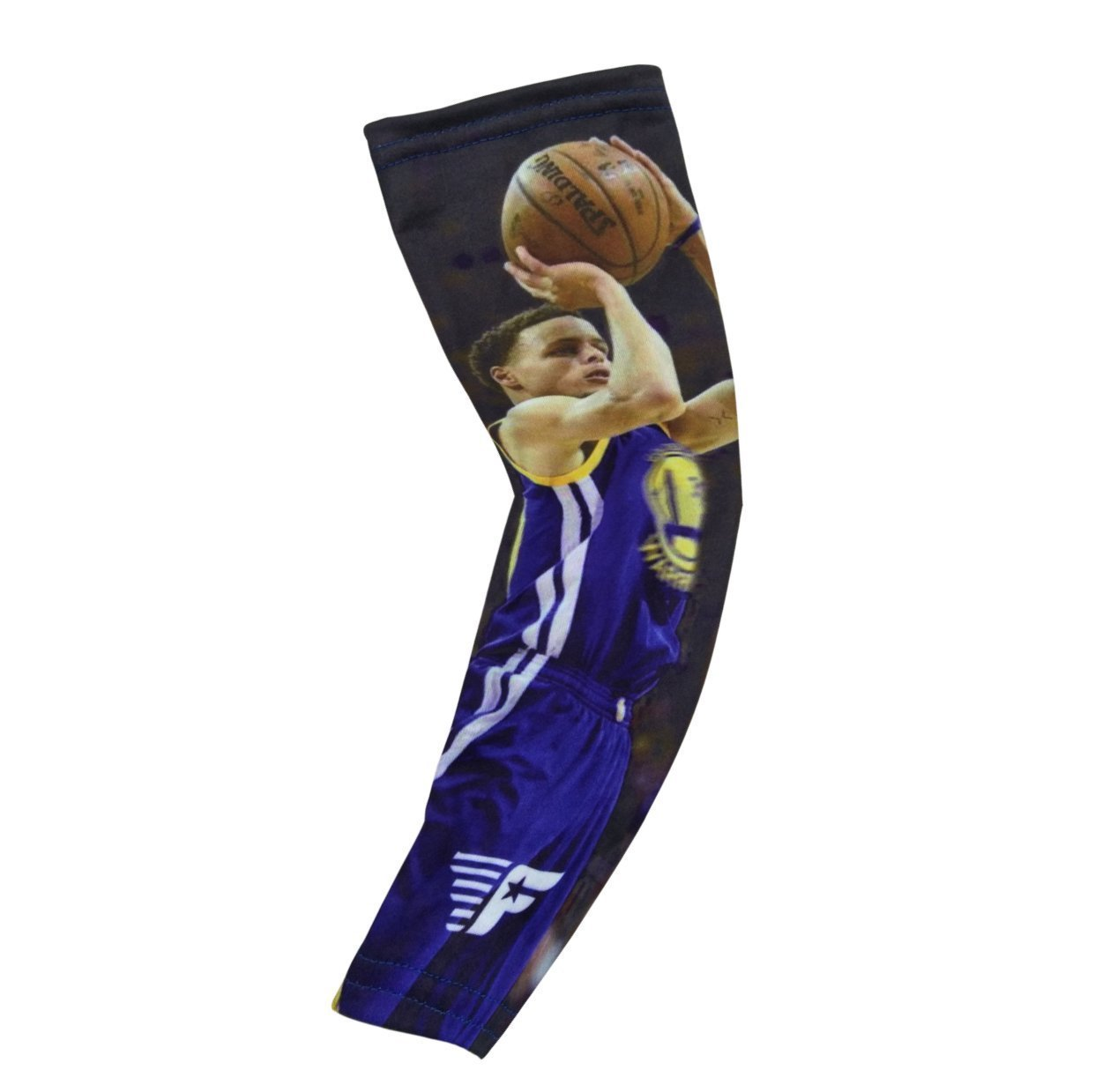 9a16f673ee88 Forever Fanatics Golden State Curry  30 Picture Basketball Arm Sleeve Fan.